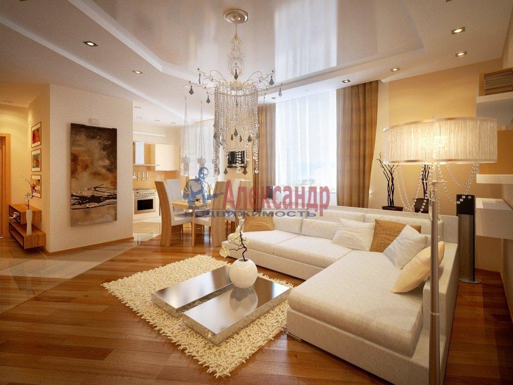 2-комнатная квартира (158м2) в аренду по адресу Реки Мойки наб., 27— фото 1 из 3