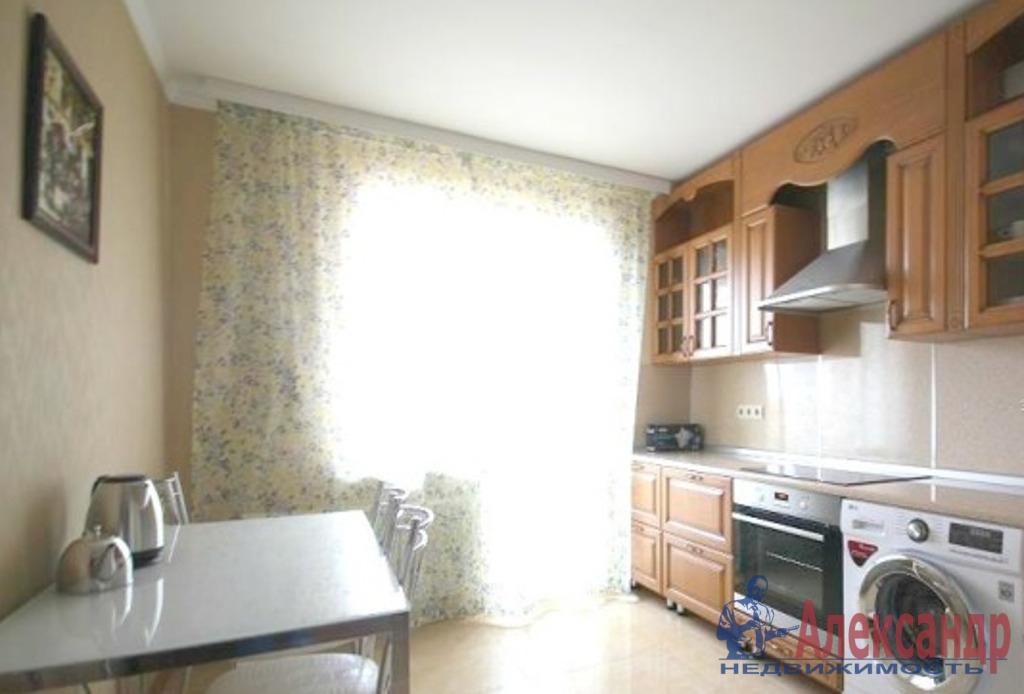 1-комнатная квартира (50м2) в аренду по адресу Оптиков ул., 38— фото 3 из 4
