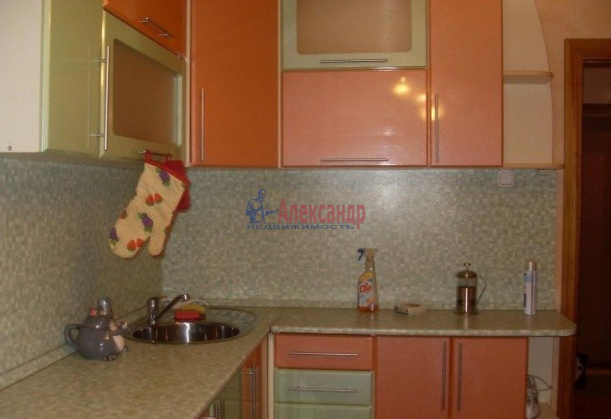 1-комнатная квартира (36м2) в аренду по адресу Дунайский пр., 7— фото 1 из 5