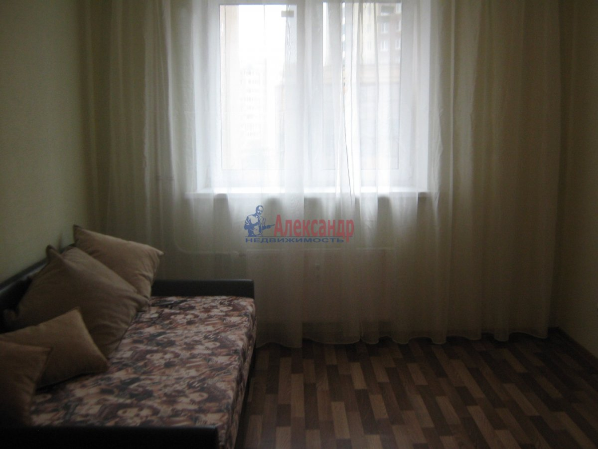 1-комнатная квартира (36м2) в аренду по адресу Новое Девяткино дер., Флотская ул., 9— фото 13 из 13