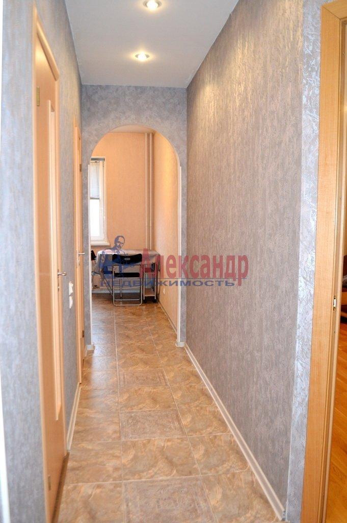 1-комнатная квартира (41м2) в аренду по адресу Шлиссельбургский пр., 24— фото 11 из 11