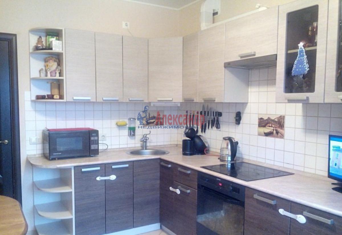 1-комнатная квартира (41м2) в аренду по адресу Летчика Пилютова ул., 50— фото 1 из 5