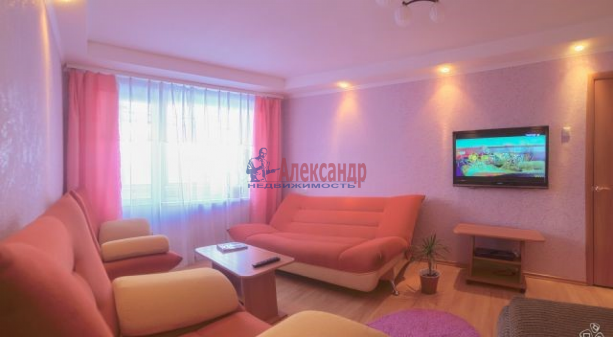 1-комнатная квартира (34м2) в аренду по адресу Стойкости ул., 26— фото 1 из 6