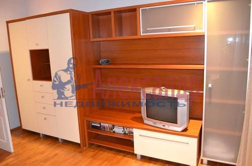 3-комнатная квартира (81м2) в аренду по адресу Товарищеский пр., 3— фото 5 из 6