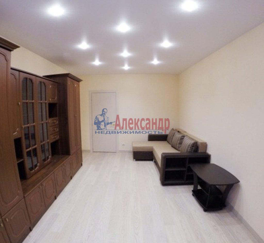 1-комнатная квартира (54м2) в аренду по адресу Маршала Жукова пр., 41— фото 1 из 3