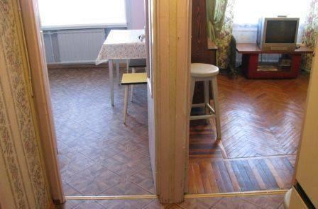 1-комнатная квартира (31м2) в аренду по адресу Маршала Блюхера пр., 61— фото 2 из 5