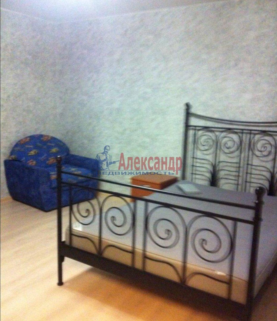 1-комнатная квартира (35м2) в аренду по адресу Мытнинская наб., 11— фото 1 из 5