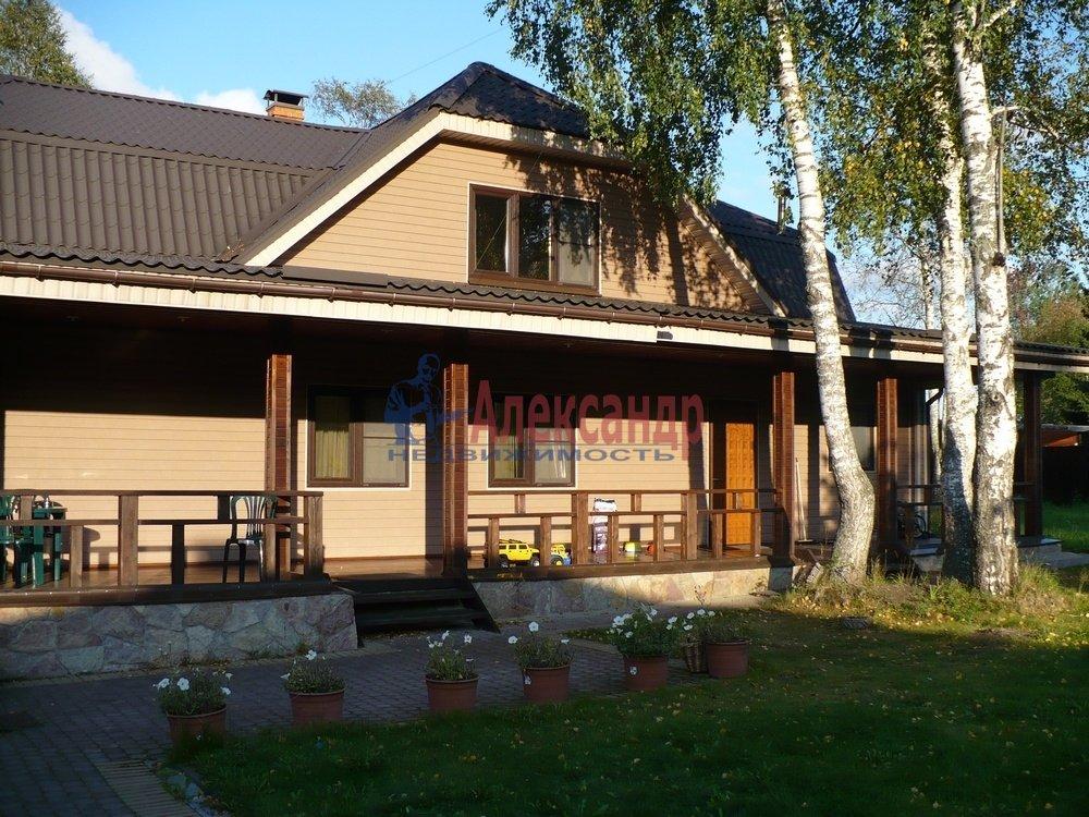 Дом (200м2) в аренду — фото 1 из 11