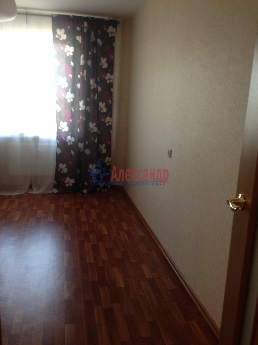 1-комнатная квартира (38м2) в аренду по адресу Всеволожск г., Южный мкр., 3— фото 1 из 7