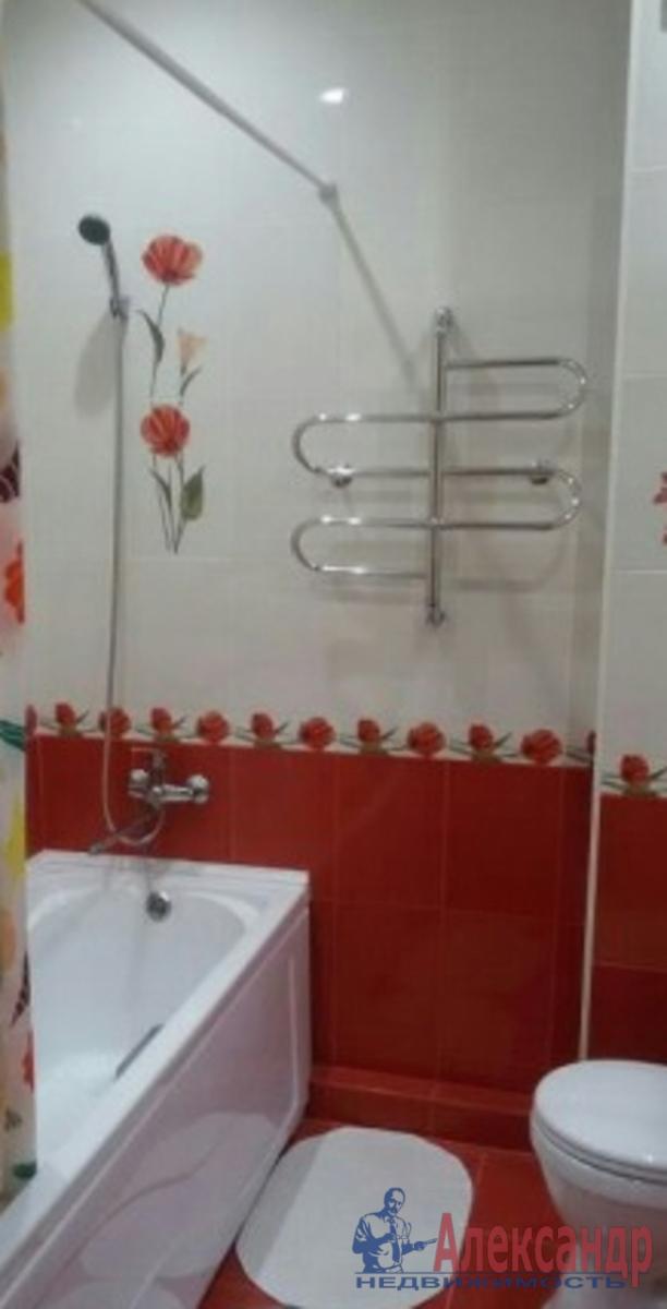 1-комнатная квартира (44м2) в аренду по адресу Бухарестская ул., 80— фото 3 из 3