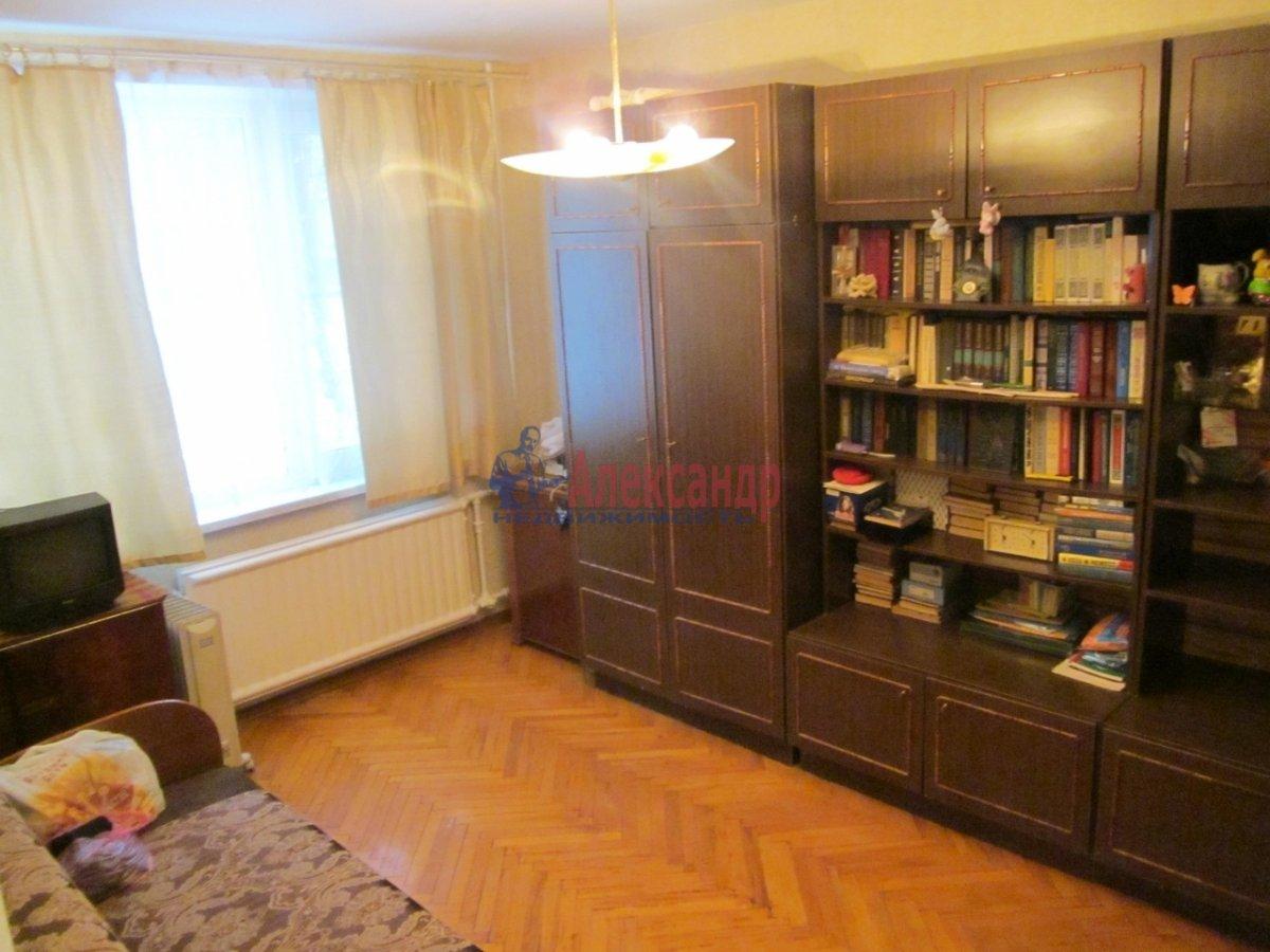 1-комнатная квартира (30м2) в аренду по адресу Полюстровский пр., 33— фото 1 из 1