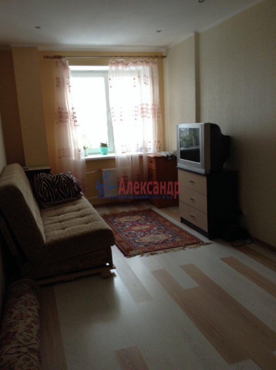 1-комнатная квартира (41м2) в аренду по адресу Славы пр., 51— фото 1 из 7