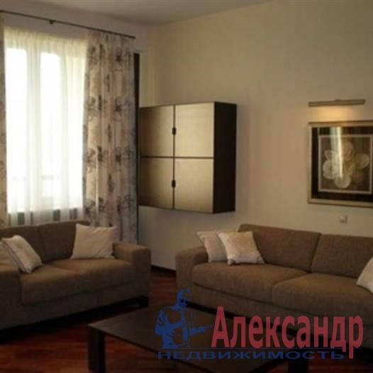 1-комнатная квартира (32м2) в аренду по адресу Торжковская ул., 2— фото 1 из 2