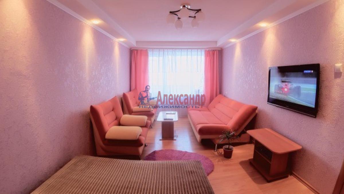 1-комнатная квартира (34м2) в аренду по адресу Стойкости ул., 26— фото 2 из 6
