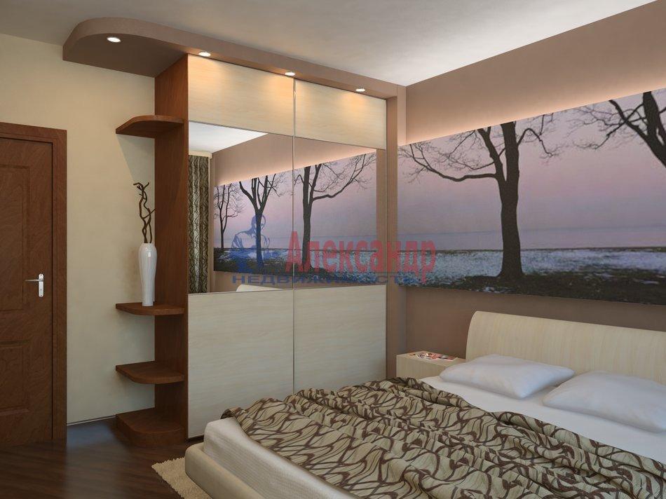 1-комнатная квартира (43м2) в аренду по адресу Гжатская ул., 22— фото 3 из 4