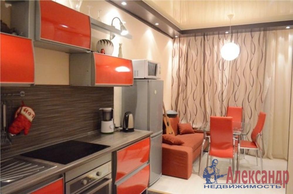 2-комнатная квартира (65м2) в аренду по адресу Обуховской Обороны пр., 138— фото 2 из 2