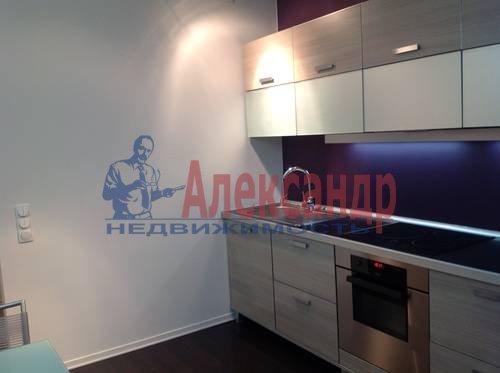 1-комнатная квартира (46м2) в аренду по адресу Турбинная ул., 35— фото 1 из 8