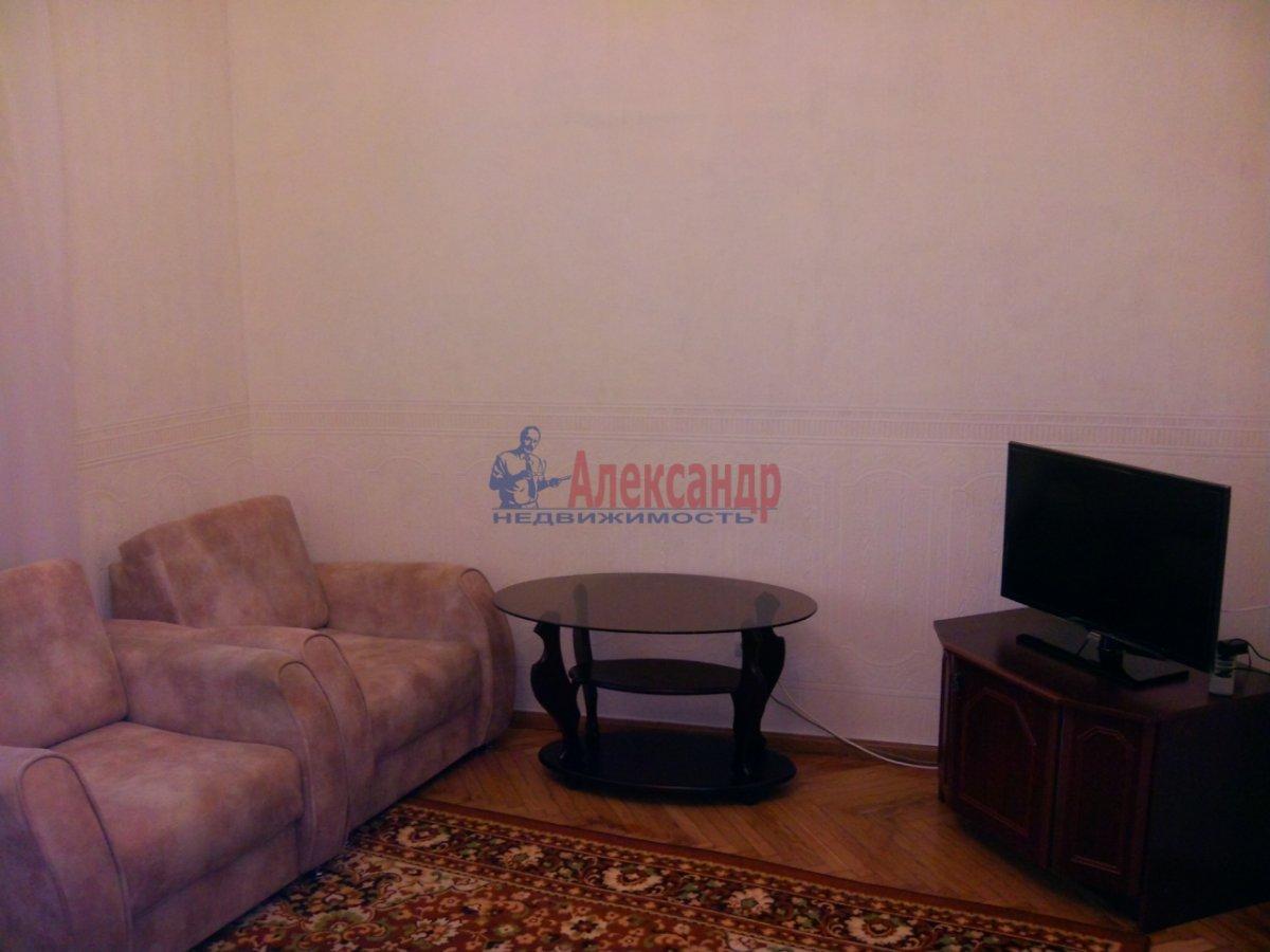 1-комнатная квартира (38м2) в аренду по адресу Черкасова ул., 2— фото 1 из 3