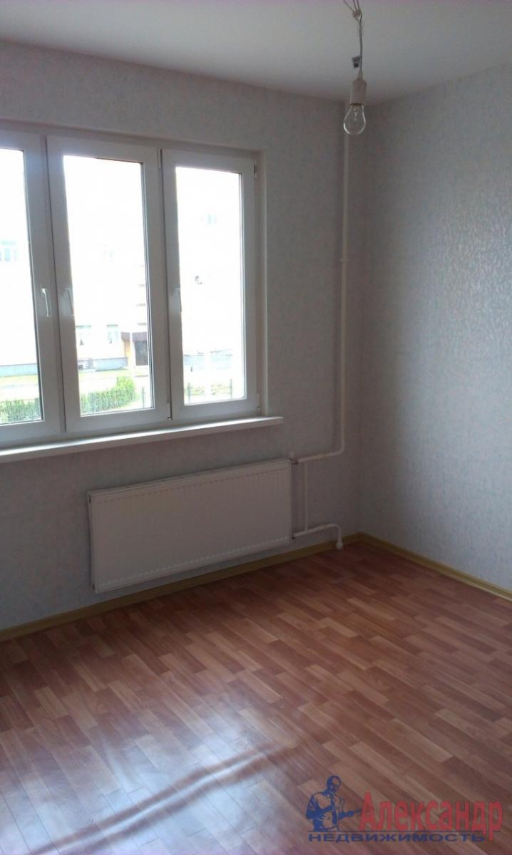 1-комнатная квартира (37м2) в аренду по адресу Науки пр., 79— фото 2 из 3