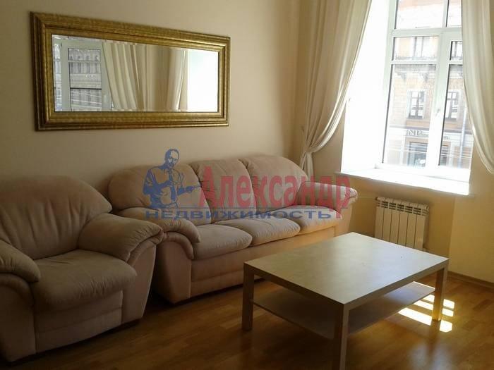 3-комнатная квартира (100м2) в аренду по адресу Невский пр., 146— фото 2 из 6