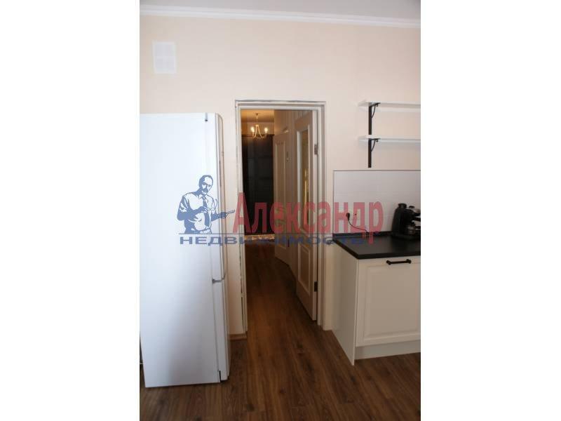 1-комнатная квартира (44м2) в аренду по адресу Пулковская ул., 8— фото 10 из 20