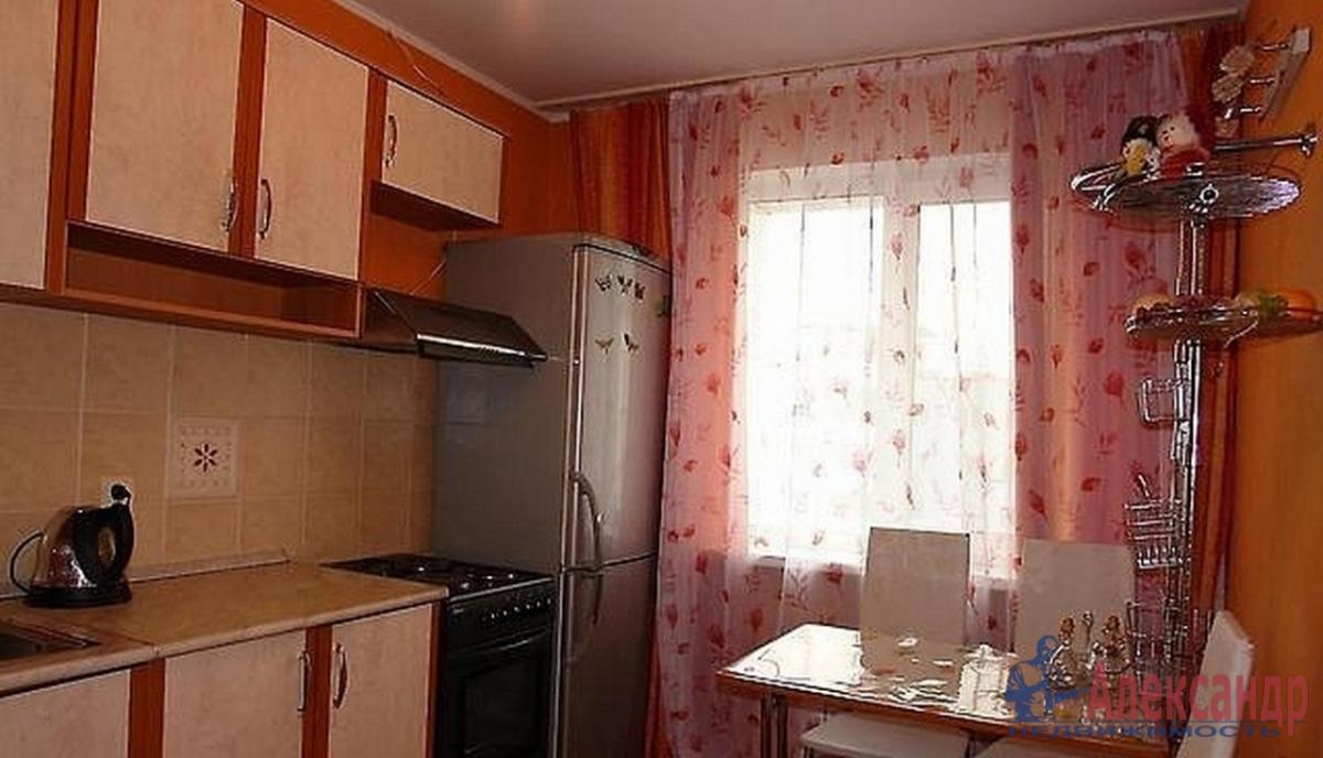 3-комнатная квартира (65м2) в аренду по адресу Краснопутиловская ул., 76— фото 4 из 5