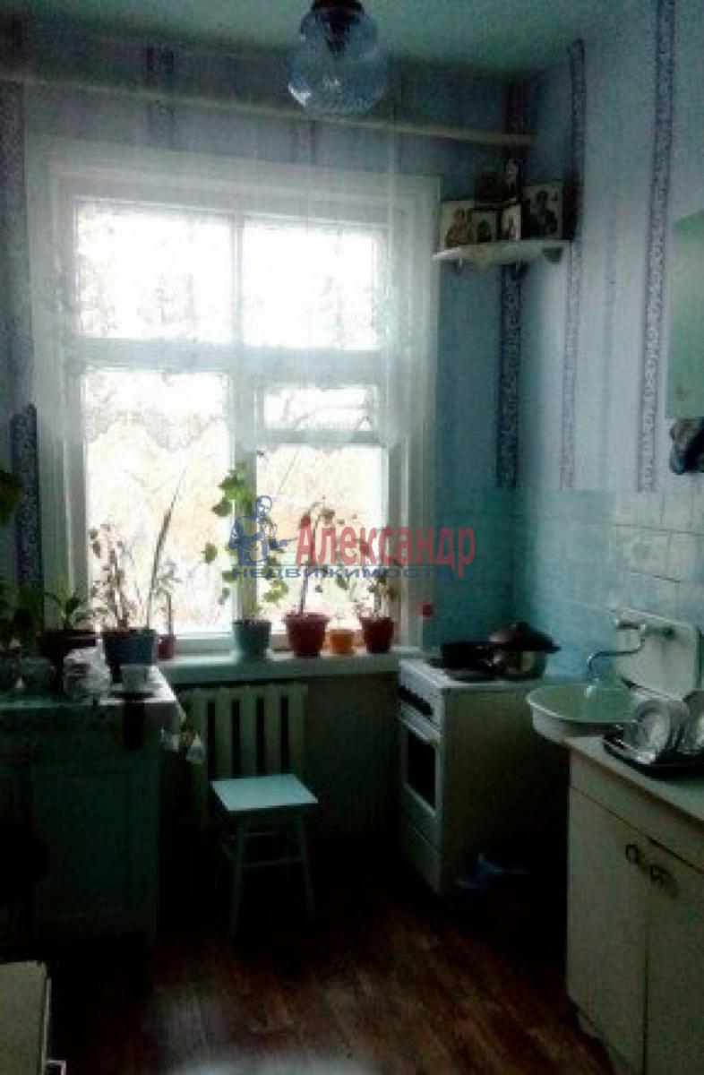 Комната в 3-комнатной квартире (68м2) в аренду по адресу Малый В.О. пр., 35— фото 3 из 3