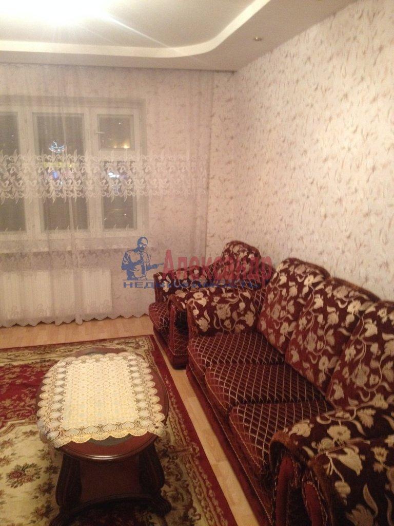 1-комнатная квартира (35м2) в аренду по адресу Искровский пр., 42— фото 1 из 3