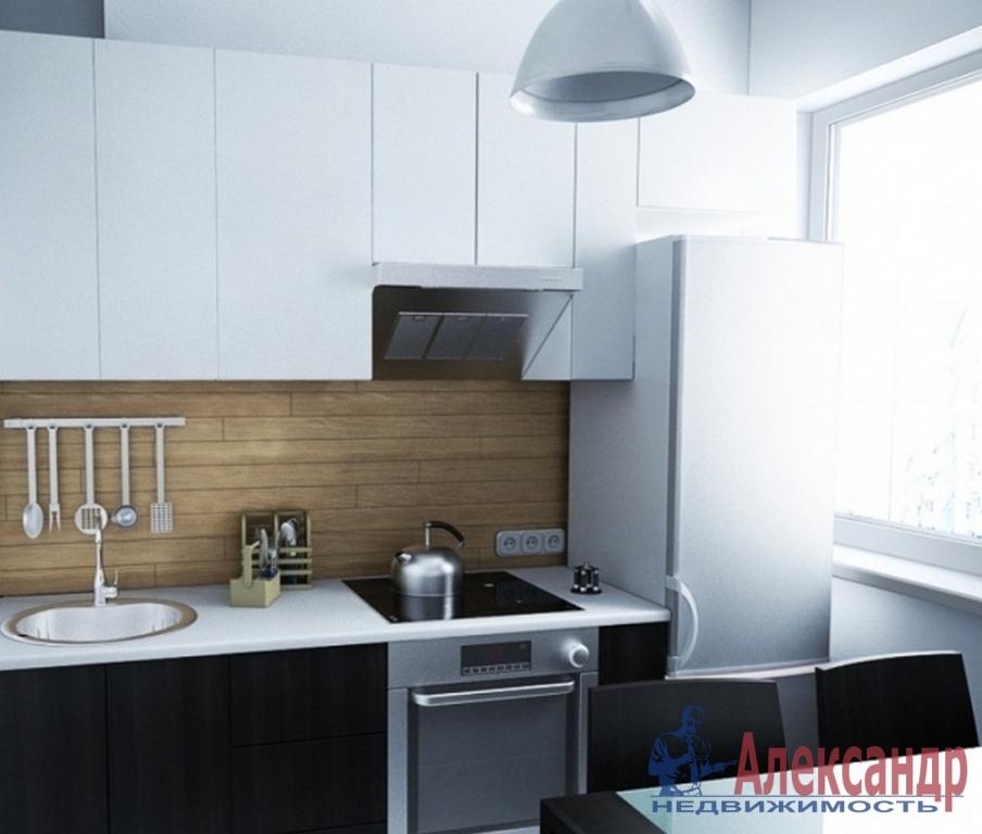 2-комнатная квартира (65м2) в аренду по адресу Нахимова ул., 15— фото 3 из 4