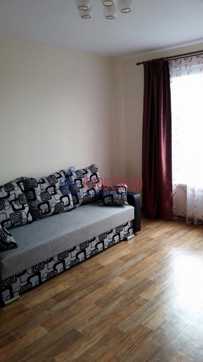 1-комнатная квартира (40м2) в аренду по адресу Кушелевская дор., 3— фото 1 из 8