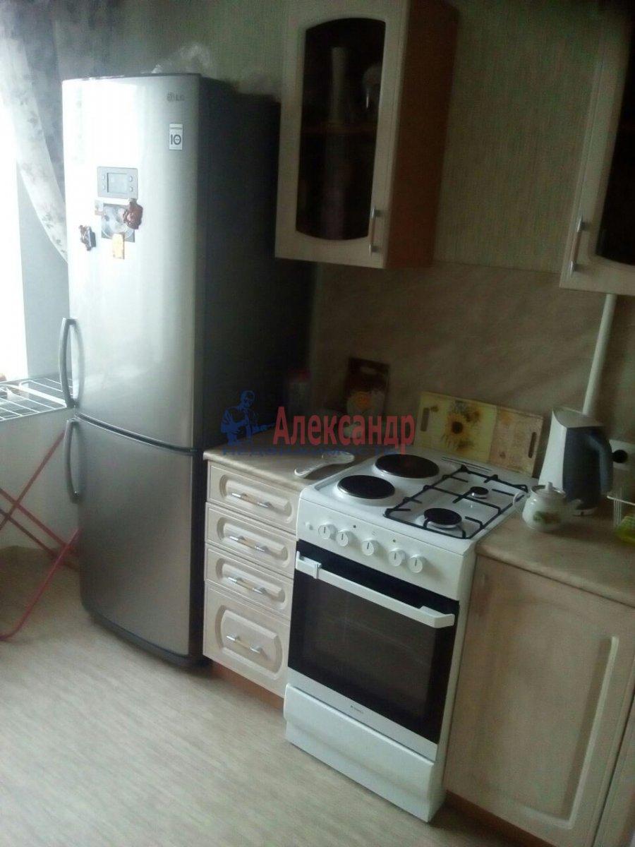 1-комнатная квартира (33м2) в аренду по адресу Большевиков пр., 15— фото 2 из 9