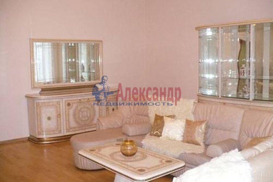 3-комнатная квартира (135м2) в аренду по адресу Невский пр., 103— фото 1 из 6