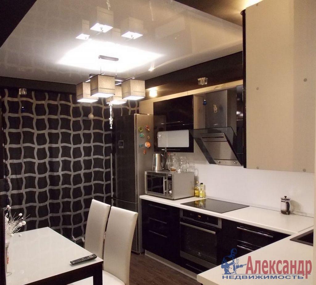 2-комнатная квартира (58м2) в аренду по адресу Обуховской Обороны пр., 138— фото 3 из 3
