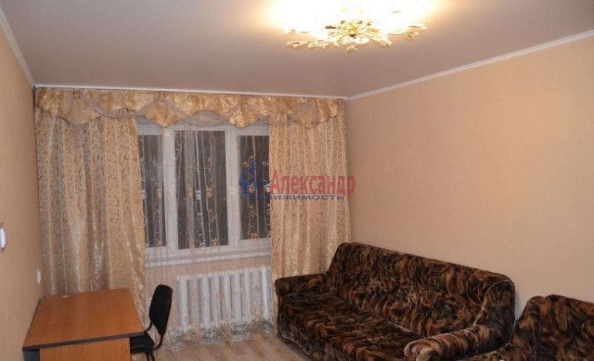 1-комнатная квартира (32м2) в аренду по адресу Трамвайный пр., 12— фото 5 из 6