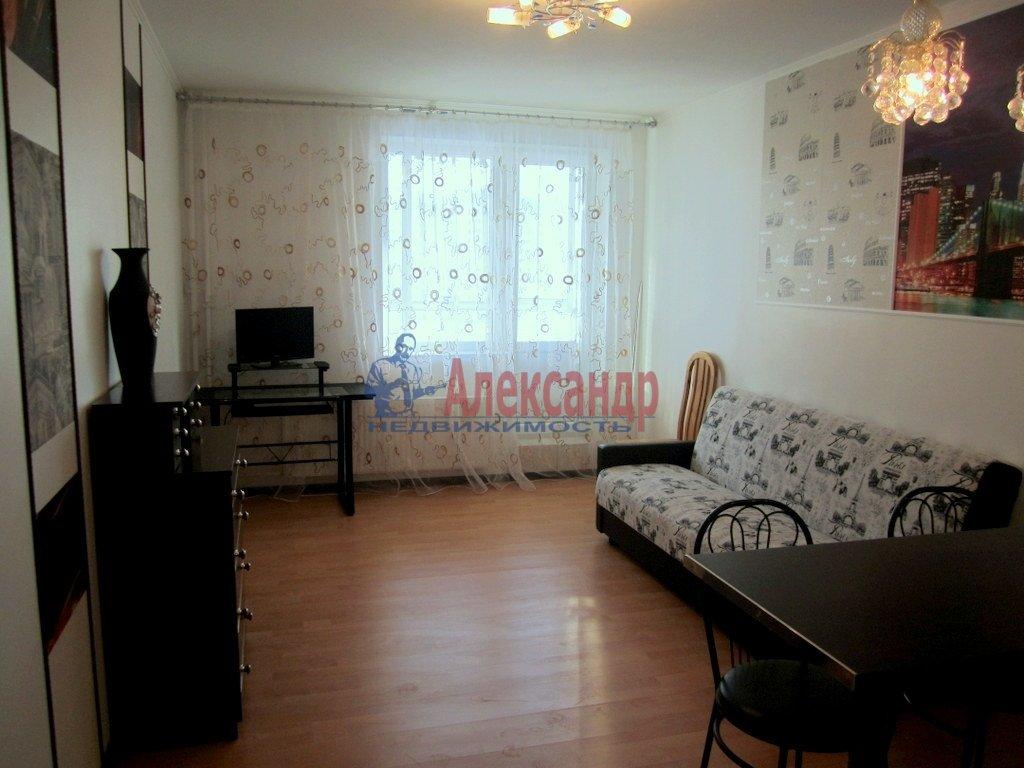 1-комнатная квартира (42м2) в аренду по адресу Савушкина ул., 128— фото 1 из 4