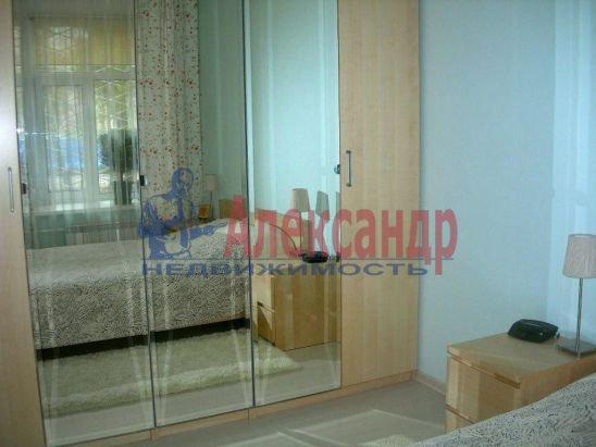 2-комнатная квартира (98м2) в аренду по адресу Дегтярный пер., 8— фото 4 из 8