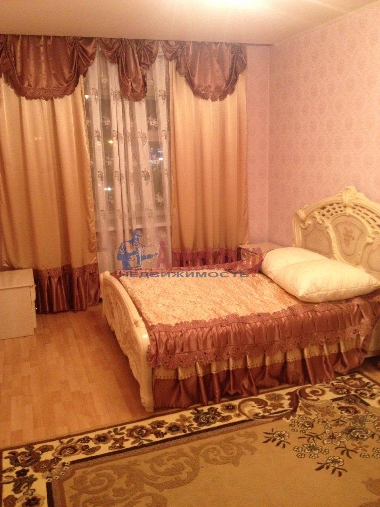 1-комнатная квартира (35м2) в аренду по адресу Искровский пр., 42— фото 2 из 3
