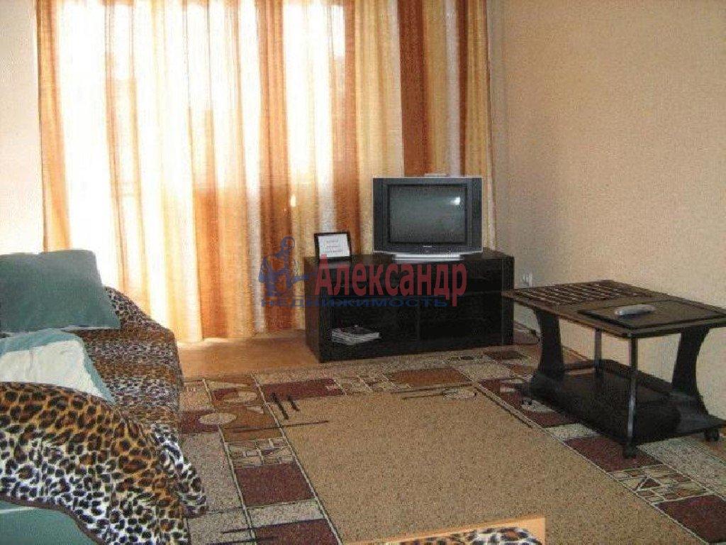 2-комнатная квартира (56м2) в аренду по адресу Испытателей пр., 27— фото 1 из 1