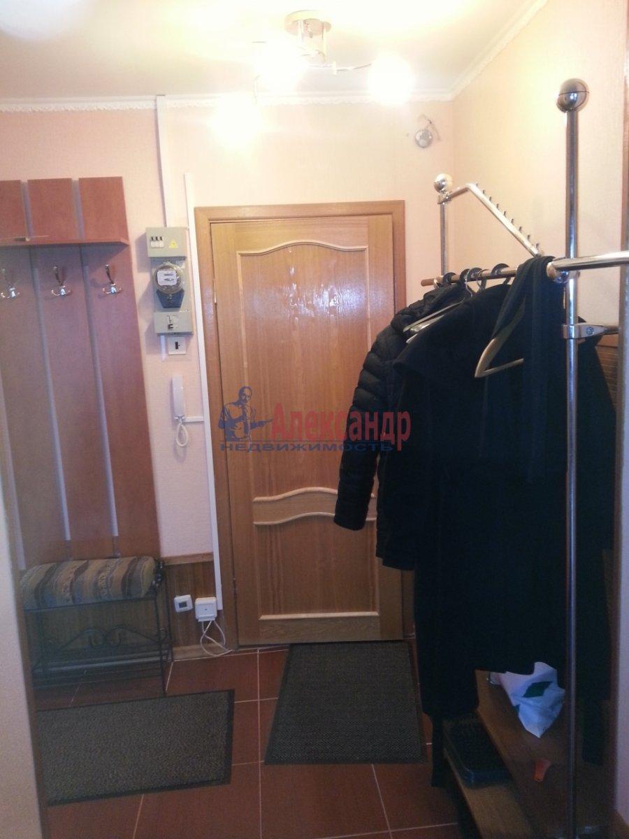 1-комнатная квартира (41м2) в аренду по адресу Авиаконструкторов пр., 34— фото 11 из 24
