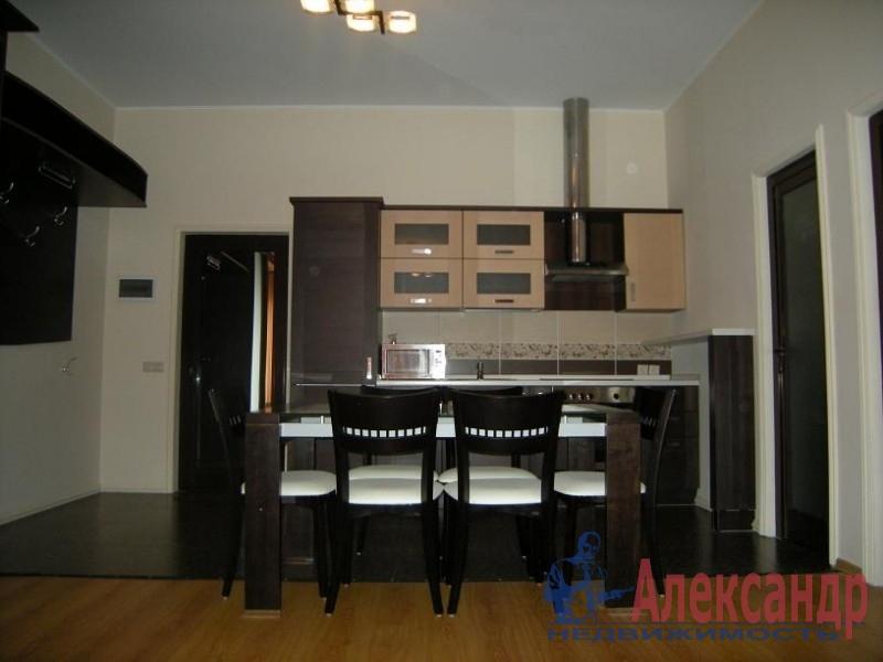 2-комнатная квартира (60м2) в аренду по адресу Парашютная ул., 52— фото 3 из 4