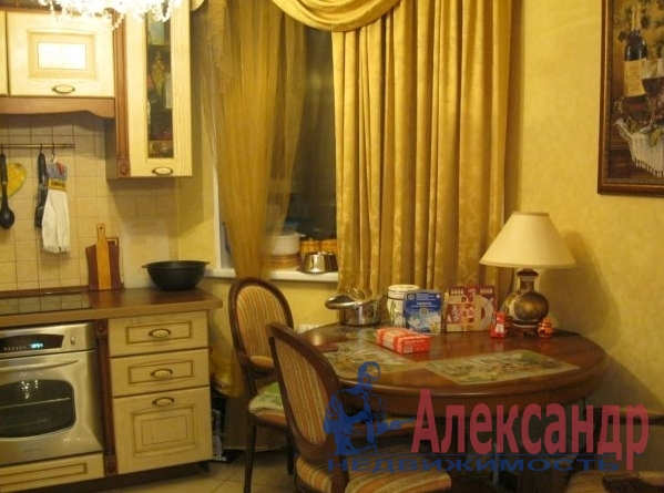 3-комнатная квартира (96м2) в аренду по адресу Шкиперский проток, 20— фото 2 из 3