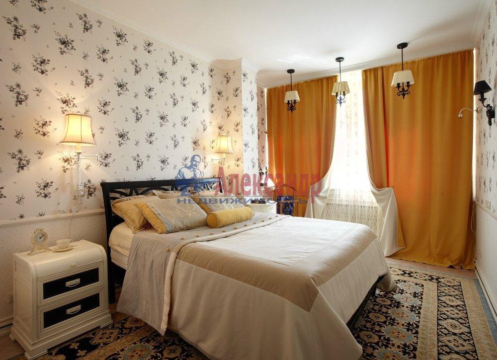 3-комнатная квартира (100м2) в аренду по адресу Асафьева ул., 5— фото 2 из 2
