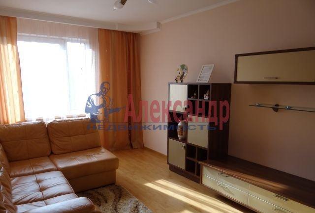 2-комнатная квартира (52м2) в аренду по адресу Косыгина пр., 11— фото 2 из 5