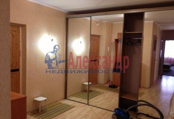 1-комнатная квартира (39м2) в аренду по адресу 2 Муринский пр., 6— фото 2 из 4