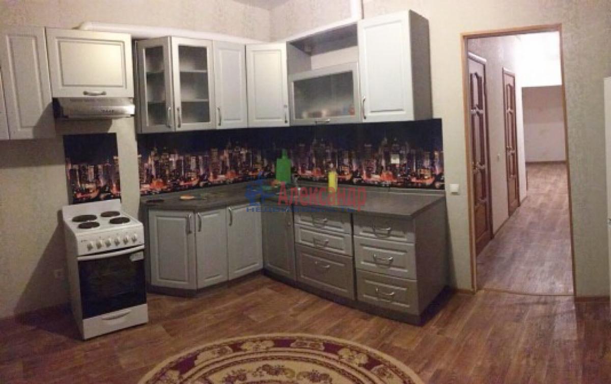 1-комнатная квартира (45м2) в аренду по адресу Одоевского ул., 22— фото 2 из 4