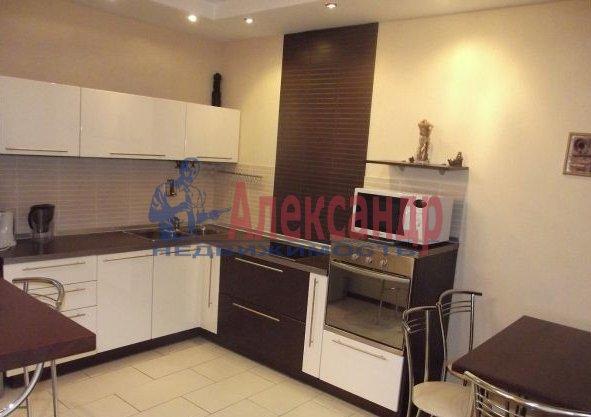 2-комнатная квартира (69м2) в аренду по адресу Свердловская наб., 58— фото 5 из 5