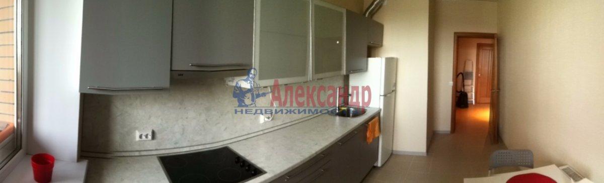 1-комнатная квартира (42м2) в аренду по адресу Белы Куна ул., 1— фото 4 из 8