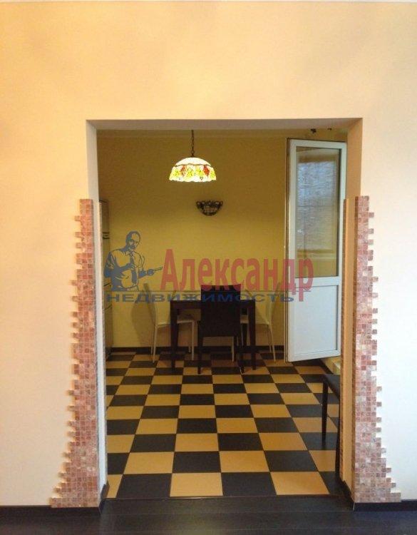 1-комнатная квартира (50м2) в аренду по адресу Ярославский пр., 50— фото 4 из 7