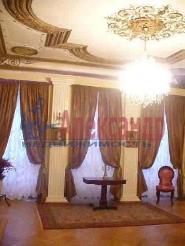 5-комнатная квартира (180м2) в аренду по адресу Манежный пер., 8— фото 2 из 7