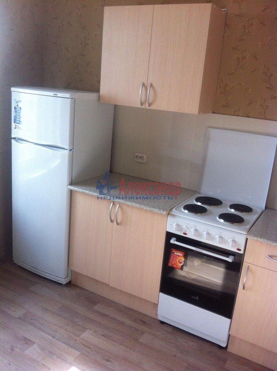 1-комнатная квартира (36м2) в аренду по адресу Обуховской Обороны пр., 195— фото 6 из 6